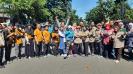 Buahbatu Culture Art Festival (BUCART) Pecahkan Suasana Pagi di CFD Buahbatu