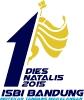 Logo Dies Natalis ISBI Bandung ke-1_1