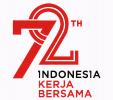 72 Tahun Indonesia Kerja Bersama