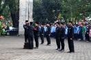 Upacara HUT RI Ke-71 ISBI Bandung