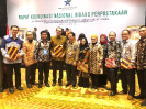MOU Perpustakaan Nasional RI - ISBI Bandung Tahun 2019