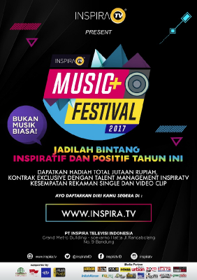 INSPIRA Music Festival, Campus Roadshow 2017